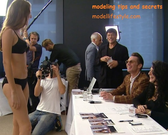 modeling tips and secrets